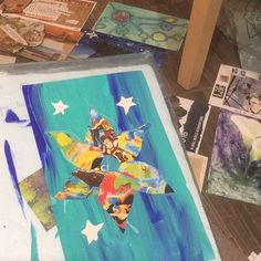 #artmaking #creative #response #arttherapy #freedom #creativity #art #colours #blossoming #internationalartproject #flower Art Therapy, No Response, Freedom, Creativity, Colours, Instagram Posts, Flowers, Projects, Painting