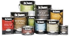Old Masters® Penetrating Stain is a traditional wood stain for all interior wood surfaces such as cabinets, woodwork, paneling, trim, doors, furniture, floors and more. Available at #FocusOnDecorating Floors And More, Wood Stain, Wood Surface, House Colors, Masters, Cabinets, How To Remove, Woodworking, Pure Products