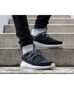 34fbbbf383c9 Adidas Tubular Doom Core Black Core Black Ftwr White Shoes