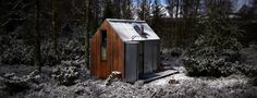 Inshriach house,  The Bothy Project