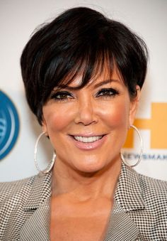 Image detail for -Kris Jenner Hairstyles Styling Tip Short Pixie Hairstyles For Kris ...