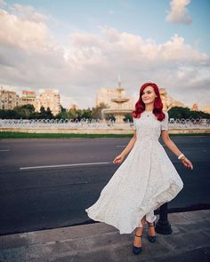 Andreea Balaban (@andreea.balaban) • Fotografii şi clipuri video Instagram Clipuri Video, Femininity, Photo Ideas, Celebrity Style, White Dress, Vanity, Elegant, Celebrities, My Style