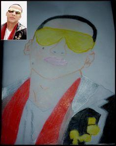 MoniYankeeUY : @daddy_yankee Jefe chequea mi nuevo dibujo espero puedas verlo es con mucho cariño TE AMO http://t.co/jelGrxco   Twicsy - Twitter Picture Discovery