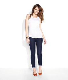 Skinny Thyme Maternity jean // Jean étroit Thyme Maternité