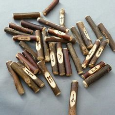 Make your own runes