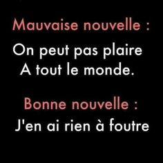 Tout simplement Pretty Quotes, Love Quotes, French Quotes, Bad Mood, Positive Attitude, Positive Affirmations, Jokes, Wisdom, Positivity