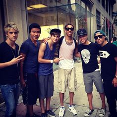 AH Cole's . I can't. @im5band   Ran into a member of @SJ3music when we were shopping!!
