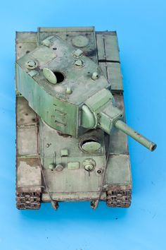 KV-2 - Trumpeter 1:35 Step by Step painting. - Page 6 - planetArmor