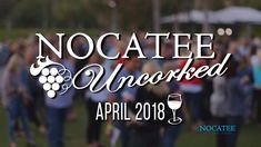 Once again, Nocatee Uncorked was a huge hit among Nocatee adults and their guests! The April event included a selection of over 60 wines to taste, light . Light Appetizers, Wine Tasting Events, Local Events, Community Events, Resort Style, Live Music, Summer Time, The Neighbourhood, September