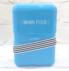 Happy Jackson 'Brain Food' Lunch Box