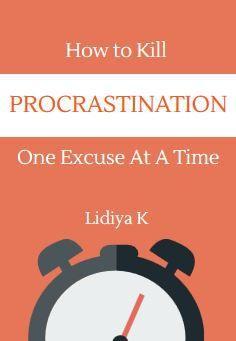how to kill procrastination - book