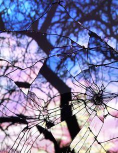 Broken Mirror/Evening Sky, Bing Wright