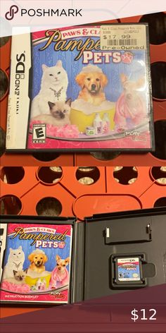 Ds Games, Nintendo Ds, Toy Chest, Congratulations, Play, Cute, Kawaii