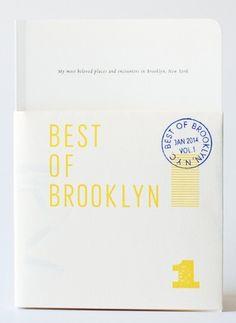 Best of Brooklyn Vol.1 | Book | Brooklyn Parlor | 人生における無駄で優雅なもの、ぜんぶ。