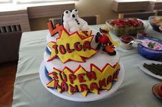 Tolga 4 yaş pastası