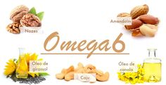 Omega 6 e seus benef