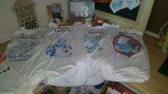 Tee shirt home made