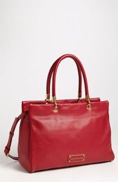MARC BY MARC JACOBS 'Too Hot to Handle' Tote available at Nordstrom in Faded Aluminum.