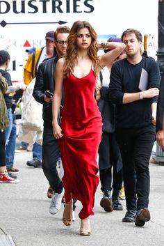 12 Ideias de vestidos pra você mandar pra costureira amiga [Tema: Slip dress] - Fashionismo