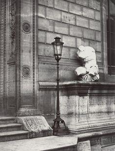 Lampadaire_Paris_Charles_Marville_École_des_Beaux-Arts_entree_principale_1878