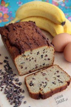 Chleb paleo bananowy z ziarnami kakao, Paleo SMAK