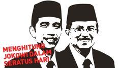 Ginandjar Kartasasmita Tagih Janji Jokowi-JK Terkait Anjloknya Rupiah