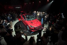 Detroit auto show 2017 – in pictures