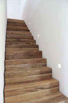 grassodenridder_architecten - Project - 'Outside-in' - Residence in Goes - Stair Renovation, Natural Home Decor, Art Of Living, Stairways, Interior Design Living Room, Lighting Design, Hardwood Floors, Flooring, Woodworking Plans