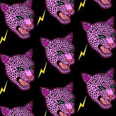 panther patterns | Robin Eisenberg