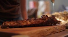 Chipotle Honey Baby Back Ribs || The Farm Cooking School