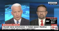 Gorka to CNN's Cooper — Tucker Gets Millions Of Viewers, You Barely Scratch 800K