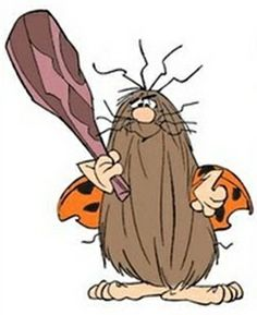 hanna barbera cartoon characters | Captain Caveman | Hanna-Barbera Cartoon Characters