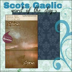 Scottish Gaelic Phrases, Scottish Words, Scottish Quotes, Gaelic Words, Irish Language, Celtic Music, Word Of The Day, Kilts, Ghosts