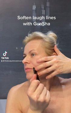 Face Lift Exercises, Facial Yoga, Face Massage, Face Skin Care, Facial Care, Tips Belleza, Face Oil, Skin Treatments, Organic Skin Care