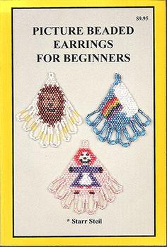 Beaded Earring Patterns (Books) at Sova-Enterprises.com