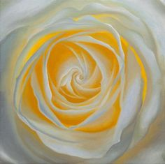 Charmed - Small Version I'm already working on a much larger version of this painting. The bigger canvas is 80x80cm as compared to this one which is 30x30cm. Original oil painting of a white rose, by Vincent Keeling Canvas - 30x30cm White Frame - 55x55cm Price Unframed €490 Framed €590 vincentkeeling@gmail.com