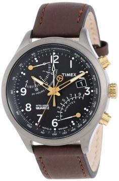8f4932b74355 Timex Men s T2N931DH Intelligent Quartz Fly Back Chronograph Watch Air Max  95