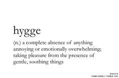 #hyggelyfe