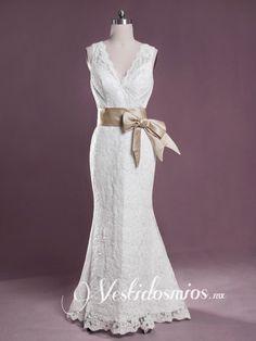 Sirena vestidos de boda