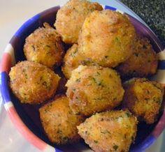 Great use up leftover mashed potatoes