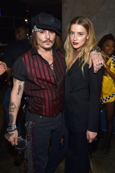 Johnny Depp Just Delivered an Extremely Low Blow to Amber Heard