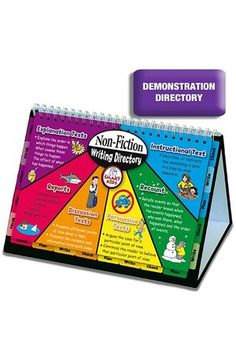 Non-Fiction Writing Directory - Smart Kids Resources and Supplies - Teacher Superstore Classroom Charts, Classroom Bulletin Boards, Classroom Rules, Classroom Behavior, Classroom Posters, Non Fiction, Fiction Writing, Persuasive Text, Spelling Rules