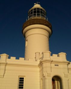 Lighthouse at Cape Byron, New South Wales