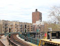 Dyckman Street 1 subway station
