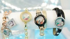 Bracelets from the Origami Owl Holiday 2014 collections!  Ordering begins on October 16, 2014!  www.facebook.com/origamiowlbyslyons