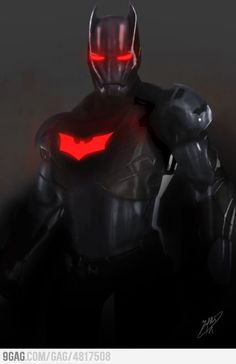What if Iron Man and Batman were the same person...