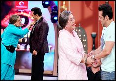 'Dadi' Ali Asgar let go Salman's film 'Kick' due to TV commitments (see pics)