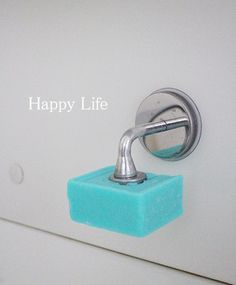 せっけん周りの掃除が省ける★マグネット式のソープホルダー | pantry ... マグネット式ソープホルダー