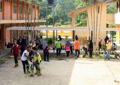 Community Engagement Sekolah Menengah Kebangsaan Dabong, Kuala Krai, Kelantan (4 – 6 June 2015)