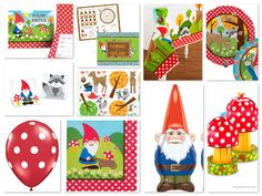 Woodland Animal Theme Party Supplies | Children's Birthday Party Ideas | PartyIdeaPros.com